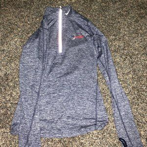 US Lacrosse Quarter Zip Dry Fit Jacket